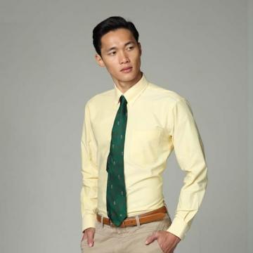 00 kool时尚男装 纯色条纹商务休闲短袖衬衫男正装衬衫131001032米白