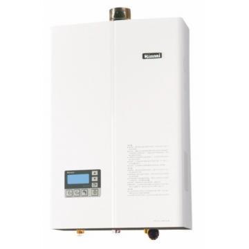 林内燃气热水器选购类型——产热水升数