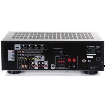> 雅马哈(yamaha)rx-v373 收音扩音机 5.1声道功放(黑色)